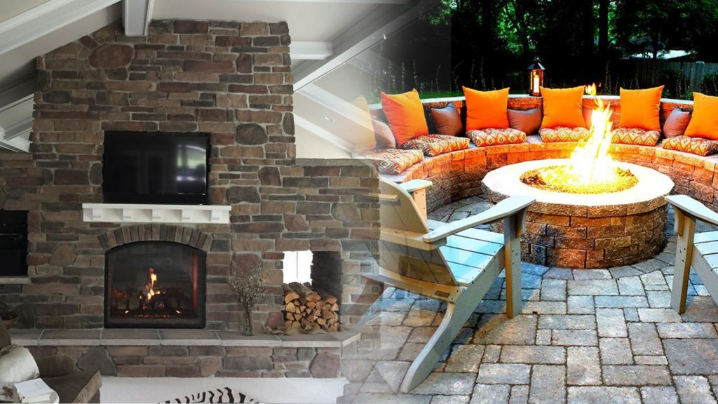 Outdoor Fireplaces & Fire Pits-Allen TX Professional Landscapers & Outdoor Living Designs-We offer Landscape Design, Outdoor Patios & Pergolas, Outdoor Living Spaces, Stonescapes, Residential & Commercial Landscaping, Irrigation Installation & Repairs, Drainage Systems, Landscape Lighting, Outdoor Living Spaces, Tree Service, Lawn Service, and more.