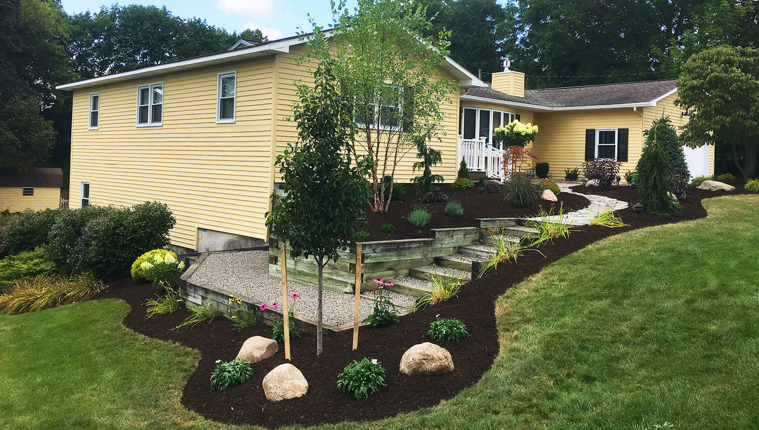 Outdoor Landscape Design-Allen TX Professional Landscapers & Outdoor Living Designs-We offer Landscape Design, Outdoor Patios & Pergolas, Outdoor Living Spaces, Stonescapes, Residential & Commercial Landscaping, Irrigation Installation & Repairs, Drainage Systems, Landscape Lighting, Outdoor Living Spaces, Tree Service, Lawn Service, and more.