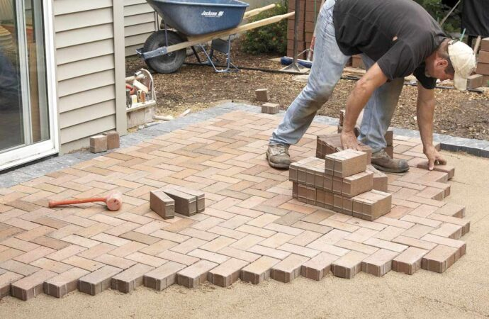 Pavers-Allen TX Professional Landscapers & Outdoor Living Designs-We offer Landscape Design, Outdoor Patios & Pergolas, Outdoor Living Spaces, Stonescapes, Residential & Commercial Landscaping, Irrigation Installation & Repairs, Drainage Systems, Landscape Lighting, Outdoor Living Spaces, Tree Service, Lawn Service, and more.