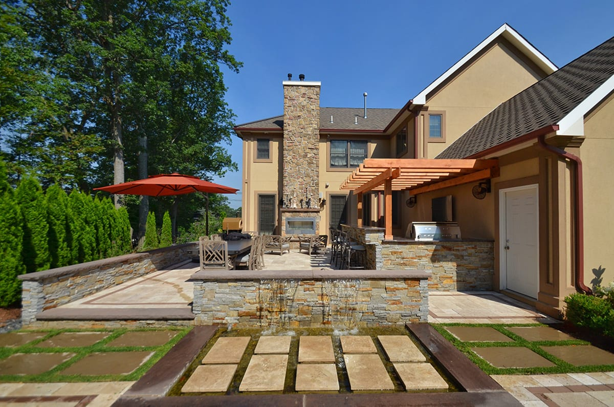 Residential Outdoor Living Spaces-Allen TX Professional Landscapers & Outdoor Living Designs-We offer Landscape Design, Outdoor Patios & Pergolas, Outdoor Living Spaces, Stonescapes, Residential & Commercial Landscaping, Irrigation Installation & Repairs, Drainage Systems, Landscape Lighting, Outdoor Living Spaces, Tree Service, Lawn Service, and more.