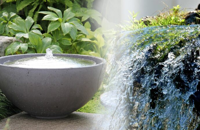 Water Features & Water Falls-Allen TX Professional Landscapers & Outdoor Living Designs-We offer Landscape Design, Outdoor Patios & Pergolas, Outdoor Living Spaces, Stonescapes, Residential & Commercial Landscaping, Irrigation Installation & Repairs, Drainage Systems, Landscape Lighting, Outdoor Living Spaces, Tree Service, Lawn Service, and more.